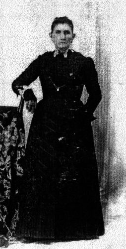 A photo of Margaret Crumbaugh Sturman