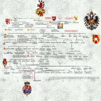 Anton von Habsburg-Lothringen family tree