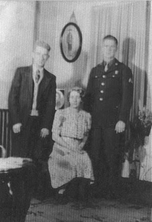 Robert, Johanna, & Patrick Sweeny