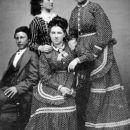 Unknown #33 - three women & a boy