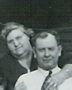 Nettie Mae Tasker Mills and Roy Alvin Mills