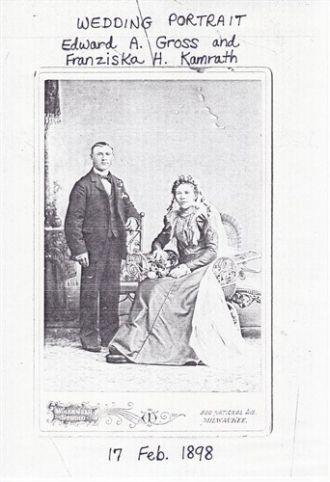 Franziska Kamrath & Edward Gross