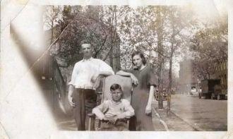 James Allie Cupp family