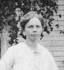 Martha Isabel (Diederich) Bahr