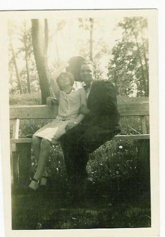 Joseph & Gladys (Severson) Wing