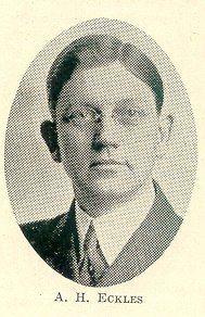 Alfred Hicks Eckles