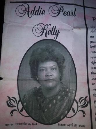 Addie Pearl Kelly
