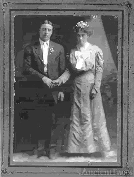 Wedding of Reuben & Lillian