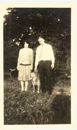 Anson & wife