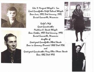 Ralph Whipple Family