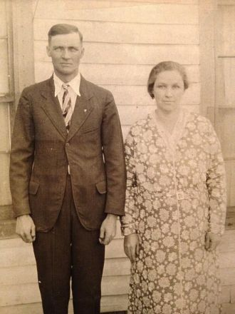 Charlie and Ruth Parsley