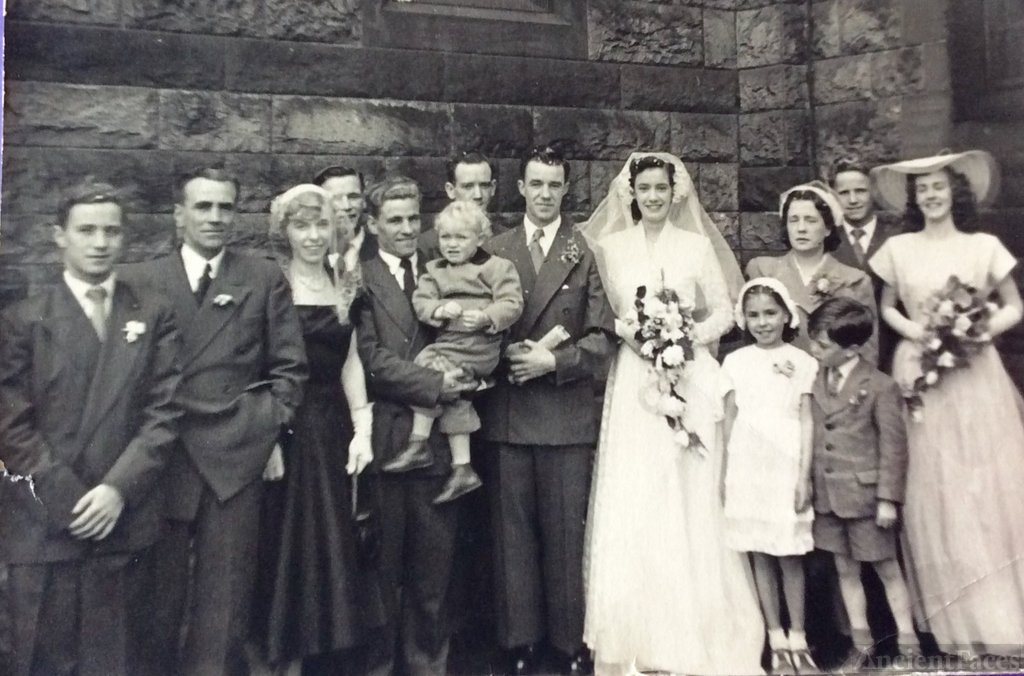 The Kerr-Martin Wedding