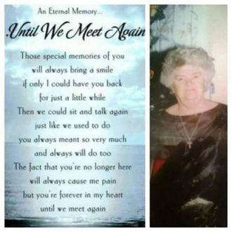 Eleanor Schodle obituary