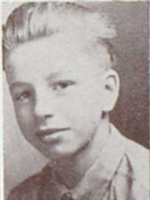 Donald Rhinesmith - Butler High School 1944