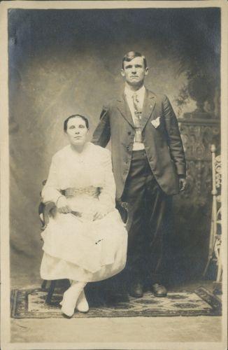 Evan DeGarmo & Rosa Austin
