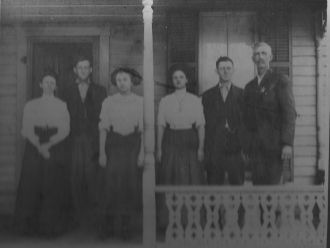 Unknown Campbell Family