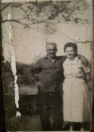 Mildred and Nicholas Perry
