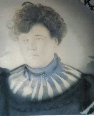 A photo of Hannah L. C. (Ploschentz) Amelang