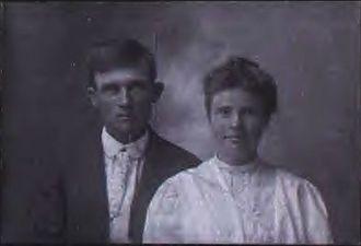 A photo of Nannie (Mathis) Brown
