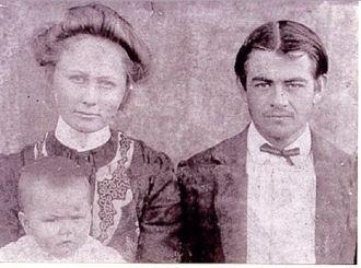 Rodolph, Mattie & Nettie