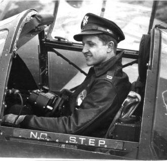 P-38 Cockpit