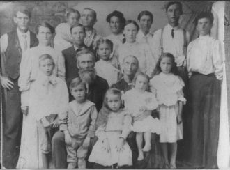 Johnson-Bower Family Picture