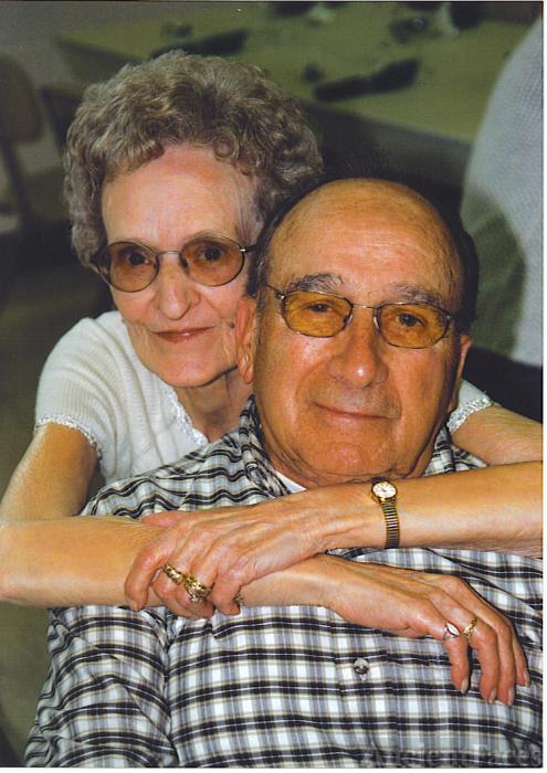 George and Harriet McCann