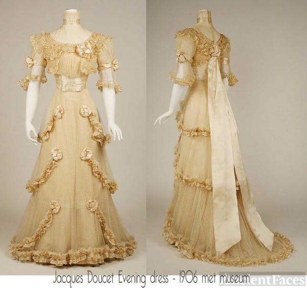 1906 Tea Dress
