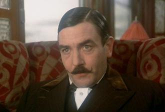 Albert Finney, Poirot