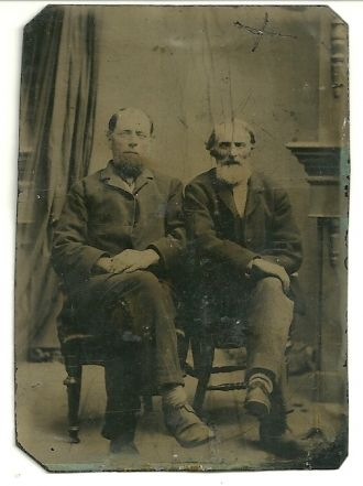 Noel Paradis (Right)