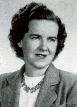 Jeannette McKee, 1949,  Pennsylvania