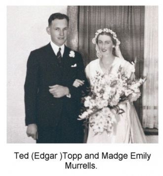 Ted & Madge Topp