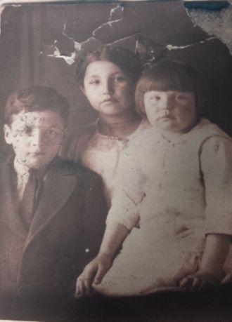 Ojibwa  (Minnesota Chippewa) Children