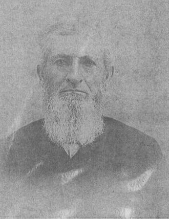 A photo of Barnabas McKenzie