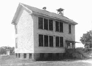 Dayton, MN Grade School, 1936