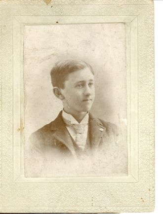 Charley Woodard