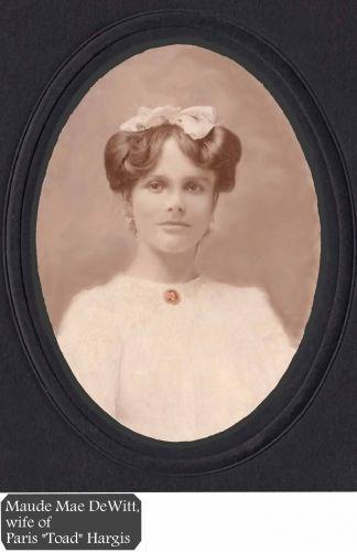 Maude Mae DeWitt