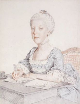 Archduchess Maria Johanna of Austria