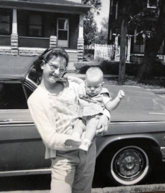 Fredda Mutters and Bobbie Jean Gordon