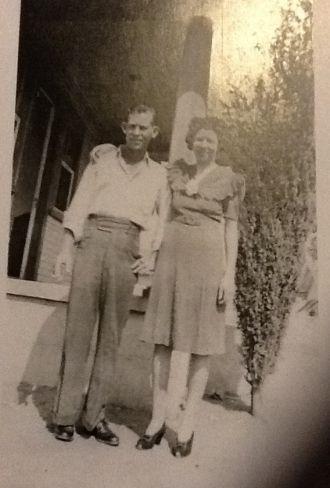 Verd & Marie G. (Barker) Vanhooser