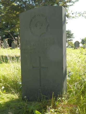 Elias  Roberts gravesite