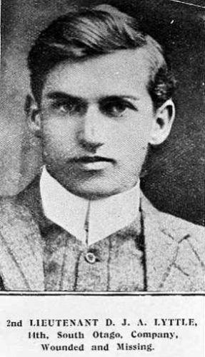 David John Albert Lyttle
