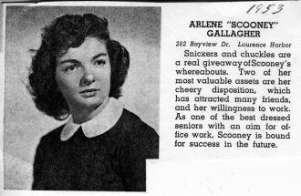 Arlene Gallagher