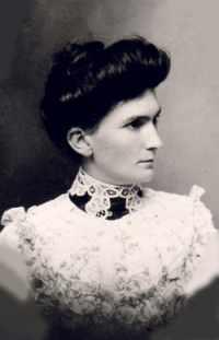 Louisa Lovedy (Treloar) Rickard