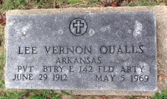 Lee Vernon Qualls