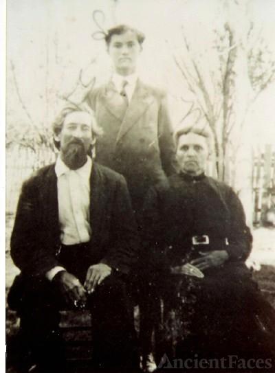 James Alexander Campbell; Othar Strawl Campbell; Hannah Elizabeth Kelly Campbell