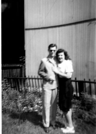 Leslie & Helen Babrick