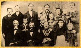 William J. Love Family