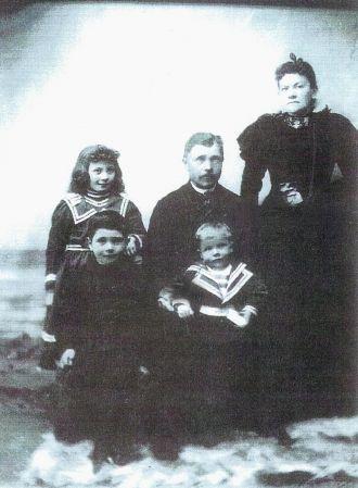 Anton Jacobs family