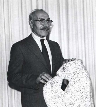 A photo of George Papashvily